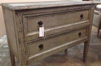 Painted Commode