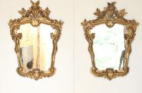 Pair 18th-Century Venetian Mirrors