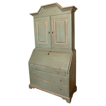 Gustavian Swedish Secretary
