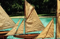 Antique Pond Yachts