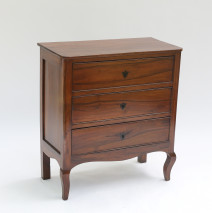 Antique Italian Walnut Commode