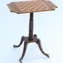 19th-Century Game Table