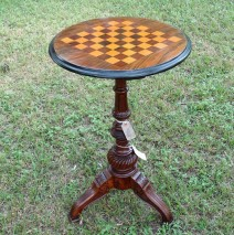 Antique Games Table