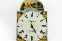 Long Case Clock Face w/Movement