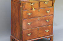 19th-Century Bachelor's Chest