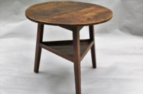 Antique Cricket Games Table