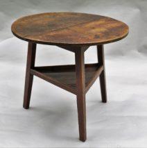Antique Cricket Games Table