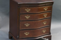 19th-C Bachelor's Chest