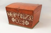 Swedish Marriage Chest