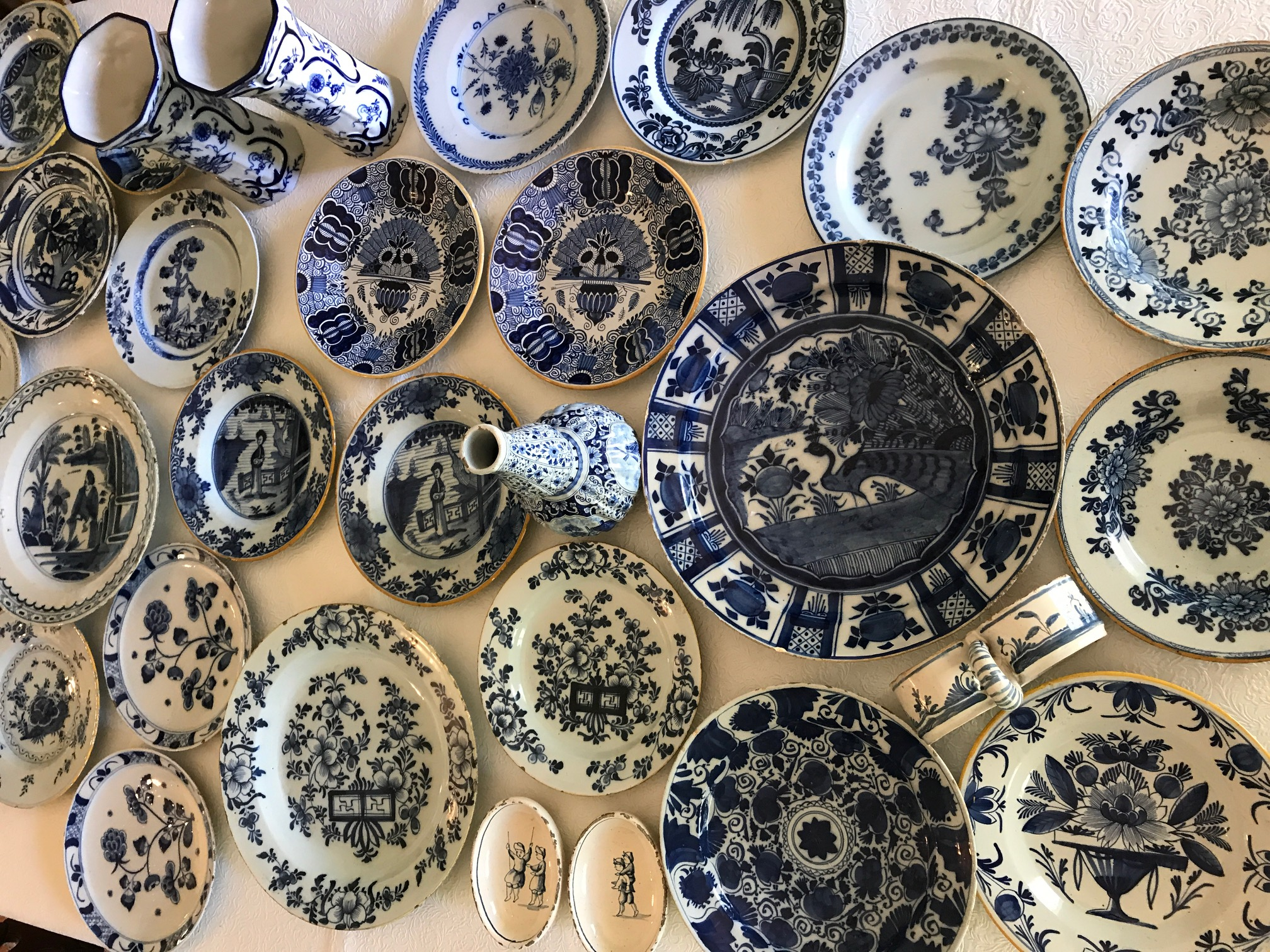 Antique Delft Shipment Has Arrived!