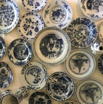 Lovely Antique Delft Chargers, Plates, & Vases