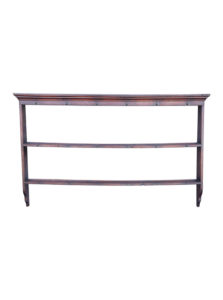 64u2033Width Pegged with 2 Large Shelves  sc 1 st  Faded Rose Antiques & 18th-Century English Oak Delft Plate Rack | Faded Rose Antiques LLC.
